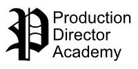 Production Director Academy with Tim Burt